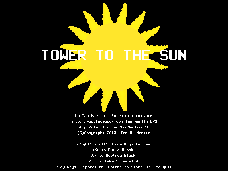 Tower To The Sun Screenshot 47972653 25 Aug 2013 Number 3